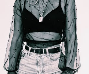belt, black, and pants image