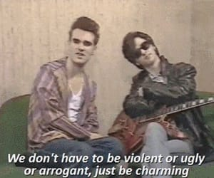johnny marr, morrissey, and moz image