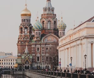 beautiful and saint petersburg image