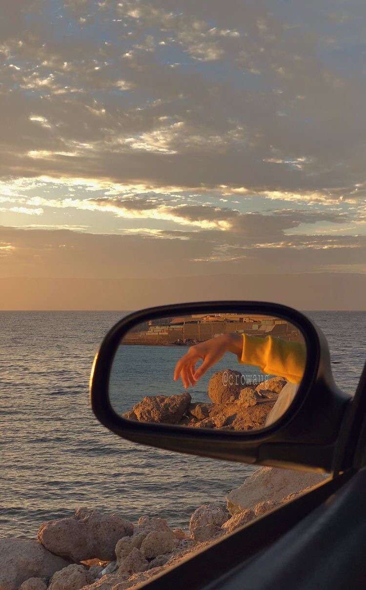 aesthetic, sunset, and sea image