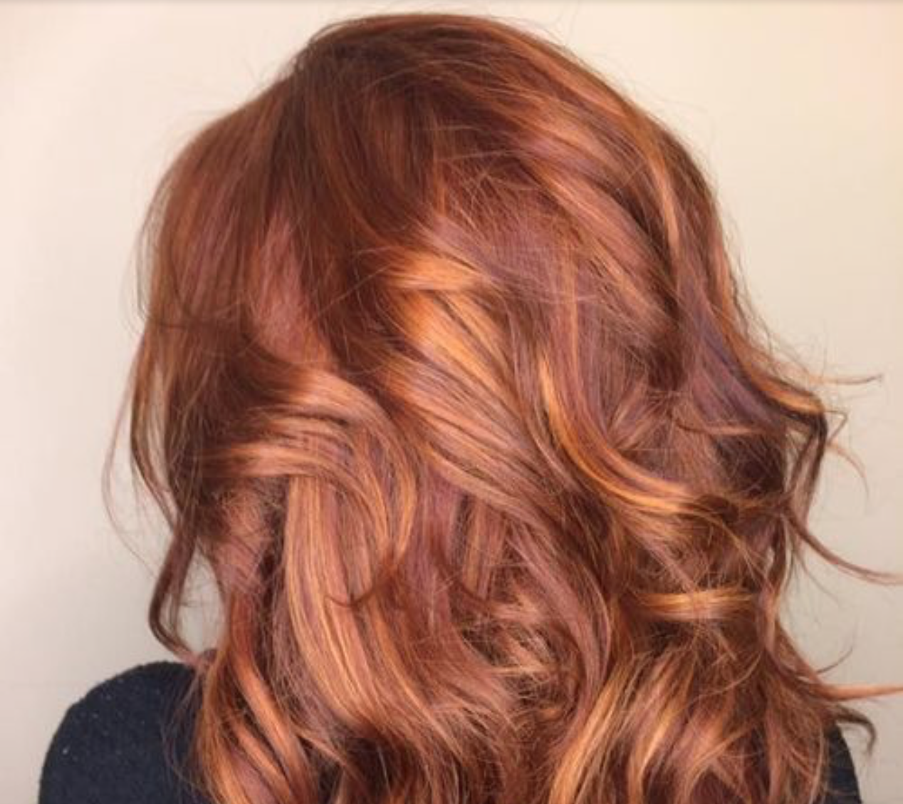 Natural Red Hair Dye On We Heart It