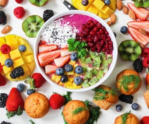 foods, best foods, and low fat foods image