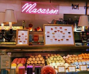 delicious, laduree, and macaroons image