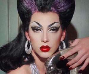 drag queen, rpdr, and ru paul's drag race image