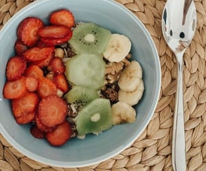 dinner, lunch, and muesli image