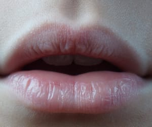 lips, pale, and grunge image