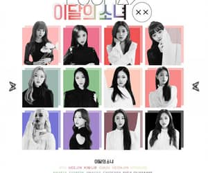 album, kpop, and loona image