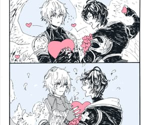 adorable, Boys Love, and heart image