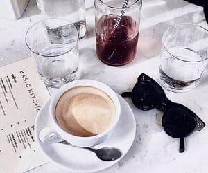 coffee, juice, and fresh taste image