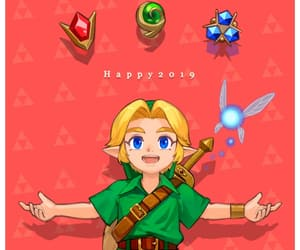 the legend of zelda, young link, and ocarina of time image