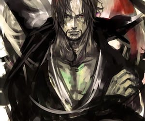 one piece and shanks image