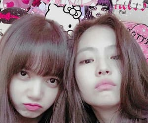 aesthetic, lisa, and jennie image