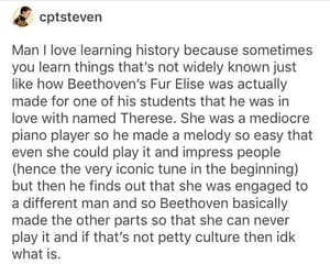 Beethoven, funny, and history image