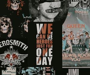 aerosmith, green day, and Guns N Roses image