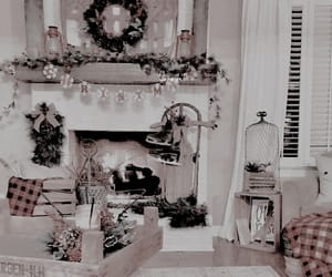 background and christmas image
