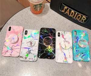 ebay, marble, and cell phone accessories image