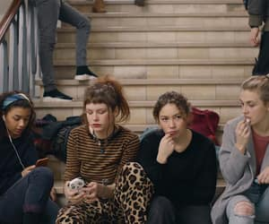 girls, skam, and friends image