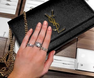 designer, diamonds, and fashion image