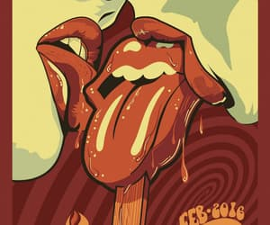 art and the rolling stones image