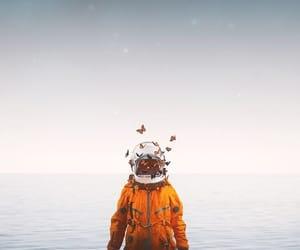 astronaut, astronauta, and wallpaper image