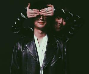 JB, kim yugyeom, and yg image