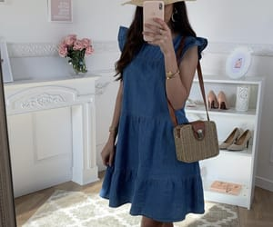 chic, clothes, and style image