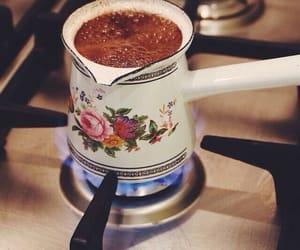 coffee and turkish coffee image