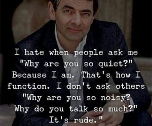 mr bean, beautiful quotes, and quotes to remember image
