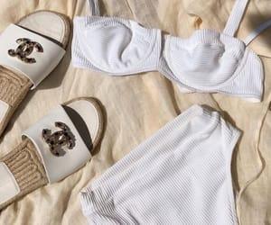 chanel, bikini, and summer image