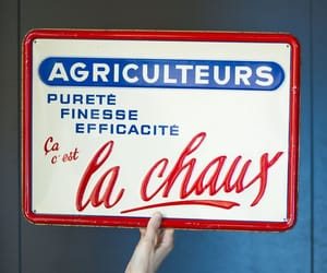 etsy, advertising board, and antique enamel sign image