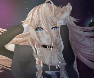 anime girl, beautiful, and fanart image