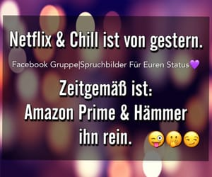 deutsch, netflix, and spruch image