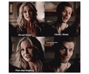 caroline, hope, and The Originals image