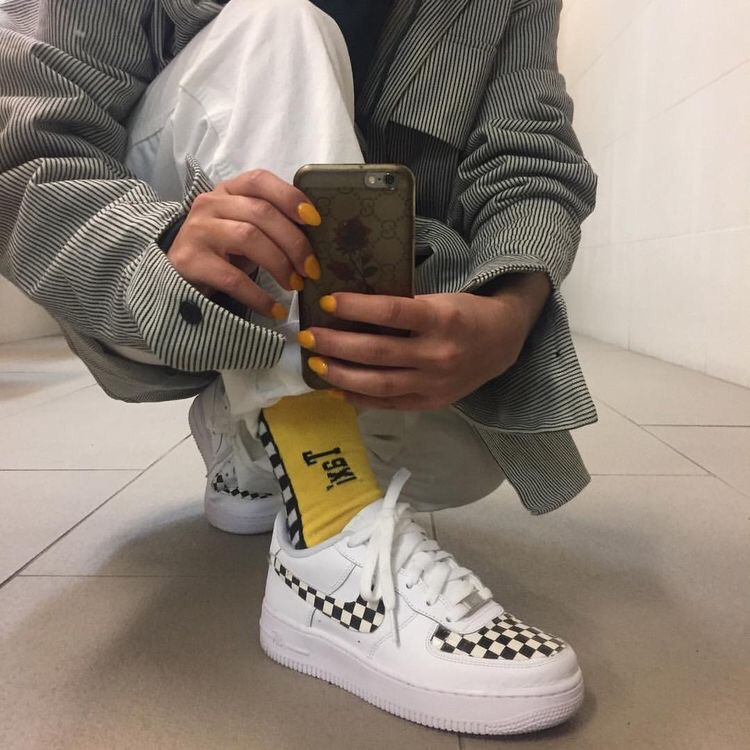 fashion, sneakers, and aesthetic image