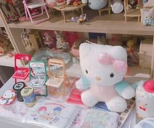 kawaii, kitty, and バツ丸くん image