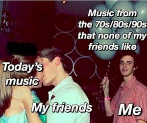 70s, 80s, and music image
