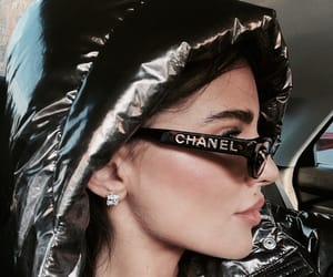 chanel, girl, and tumblr image