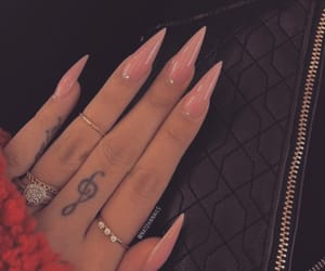 acrylic, nails goals, and inspiration image