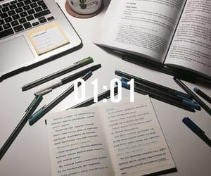 homework, pencil, and school image