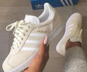 adidas, gazelle, and trend image