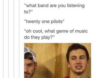 the clique, twenty one pilots, and tøp image