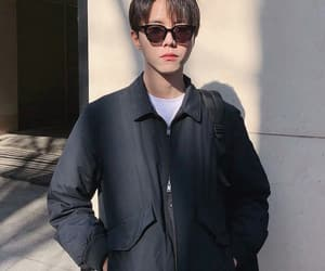 actor, asian boy, and asian fashion image