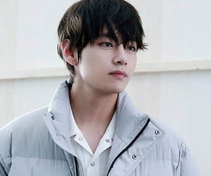 aesthetic, bts, and kim taehyung image