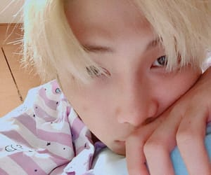 selca, bts, and kim namjoon image