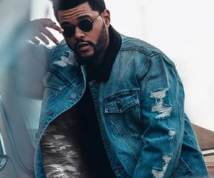 the weeknd and puma image