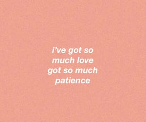 aesthetic, peach, and quote image