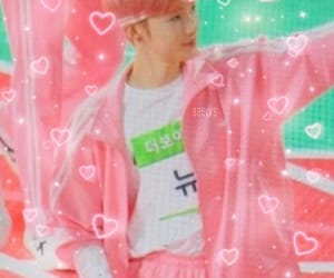 soft, soft pink, and pink image
