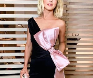 bow, julianne hough, and jumpsuit image