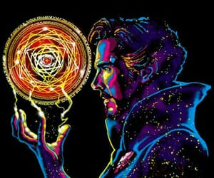 Marvel, doctor strange, and wallpaper image