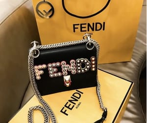 fendi, luxury, and money image
